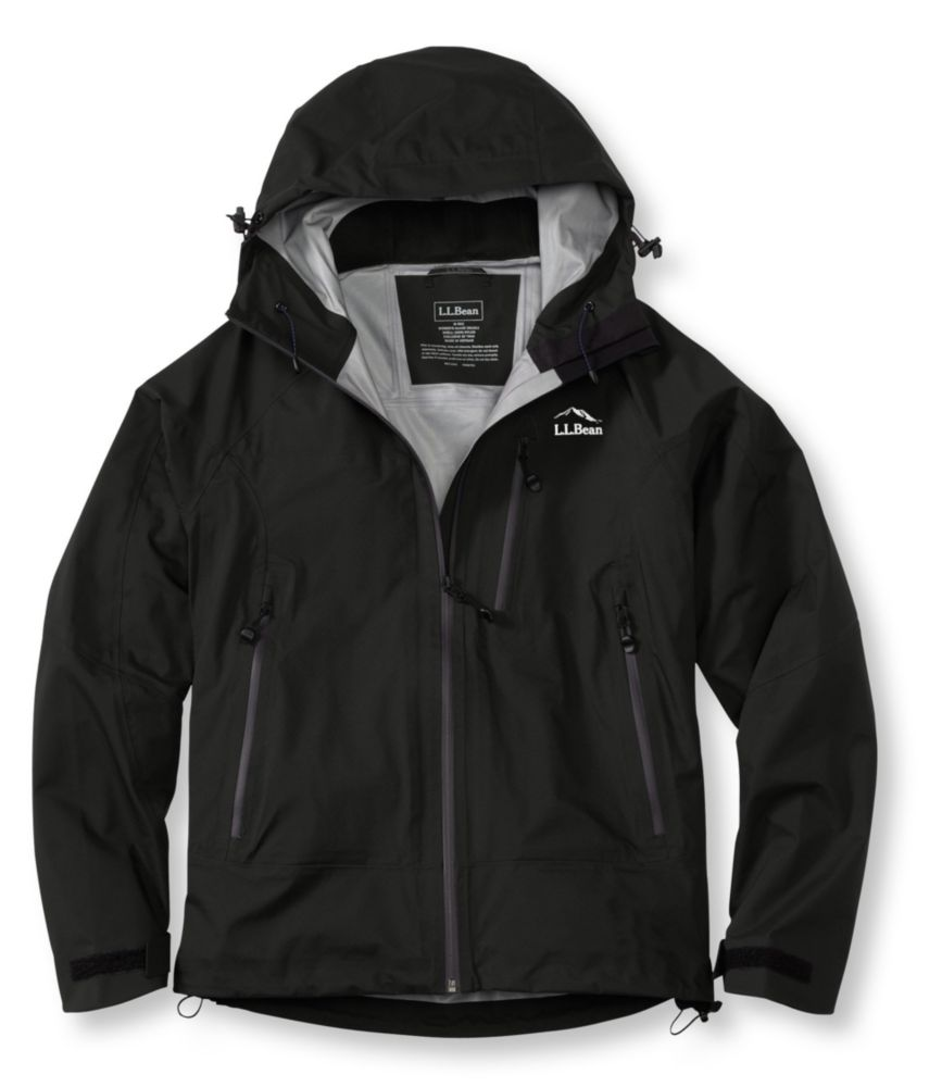 photo: L.L.Bean Pathfinder Waterproof Shell waterproof jacket