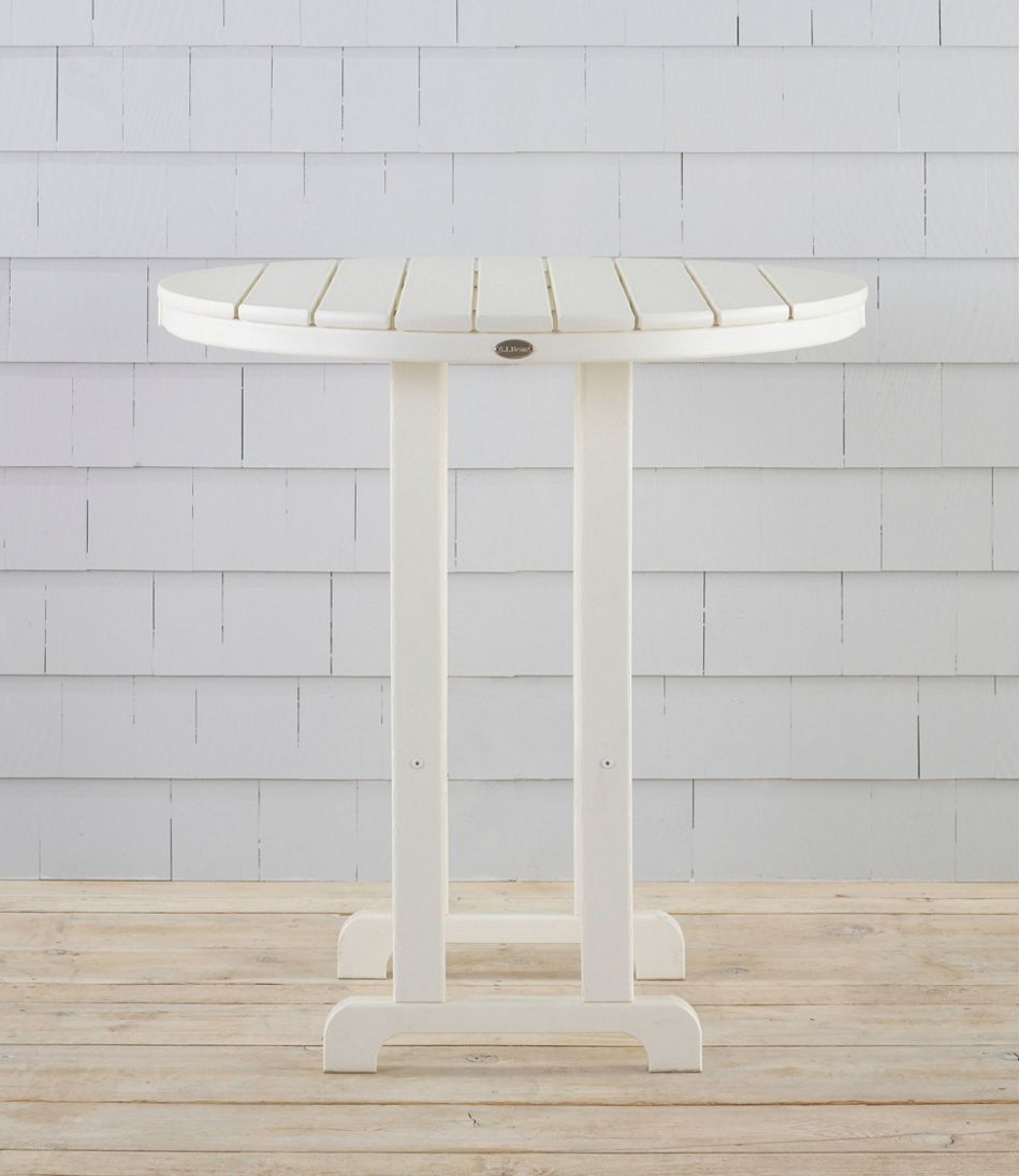 """All-Weather Counter-Height Table, 36"""" Round"""
