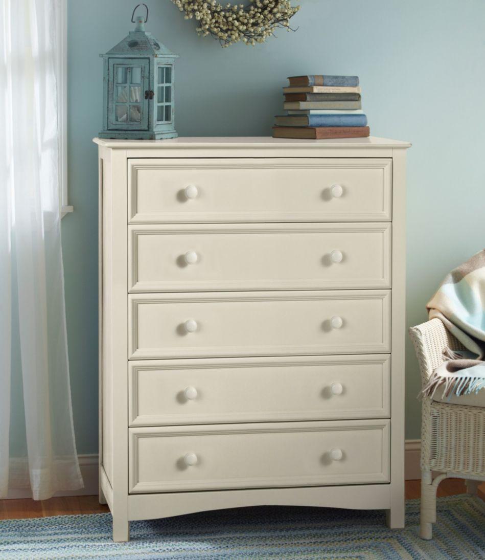 North Haven Tall Dresser