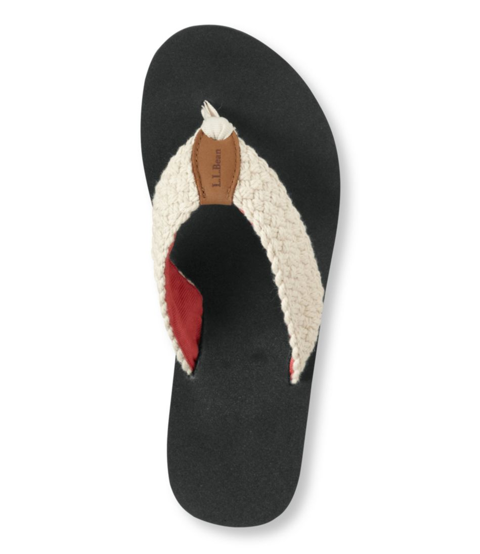 Maine Isle Flip-Flops, Woven