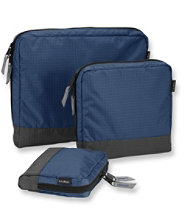 Fleece-Lined Organizers, Set of Three