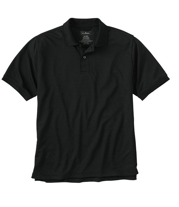 Lightweight Sport Polo, Ink Black, large image number 0