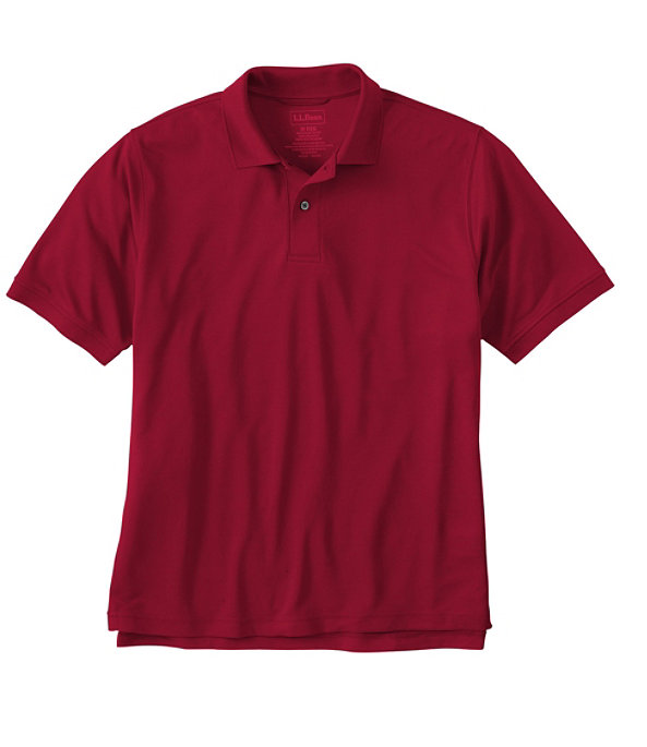 Lightweight Sport Polo, Nautical Red, large image number 0