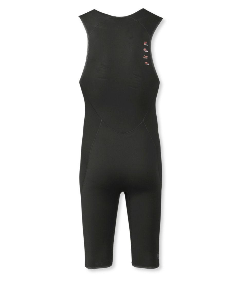 Men's Superstretch Titanium Sleeveless Shorty Wet Suit