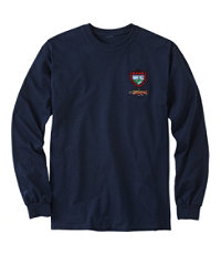 Men's MIF&W Tee, Long-Sleeve Brook Trout