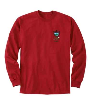 MIF&W Tee, Long-Sleeve Moose