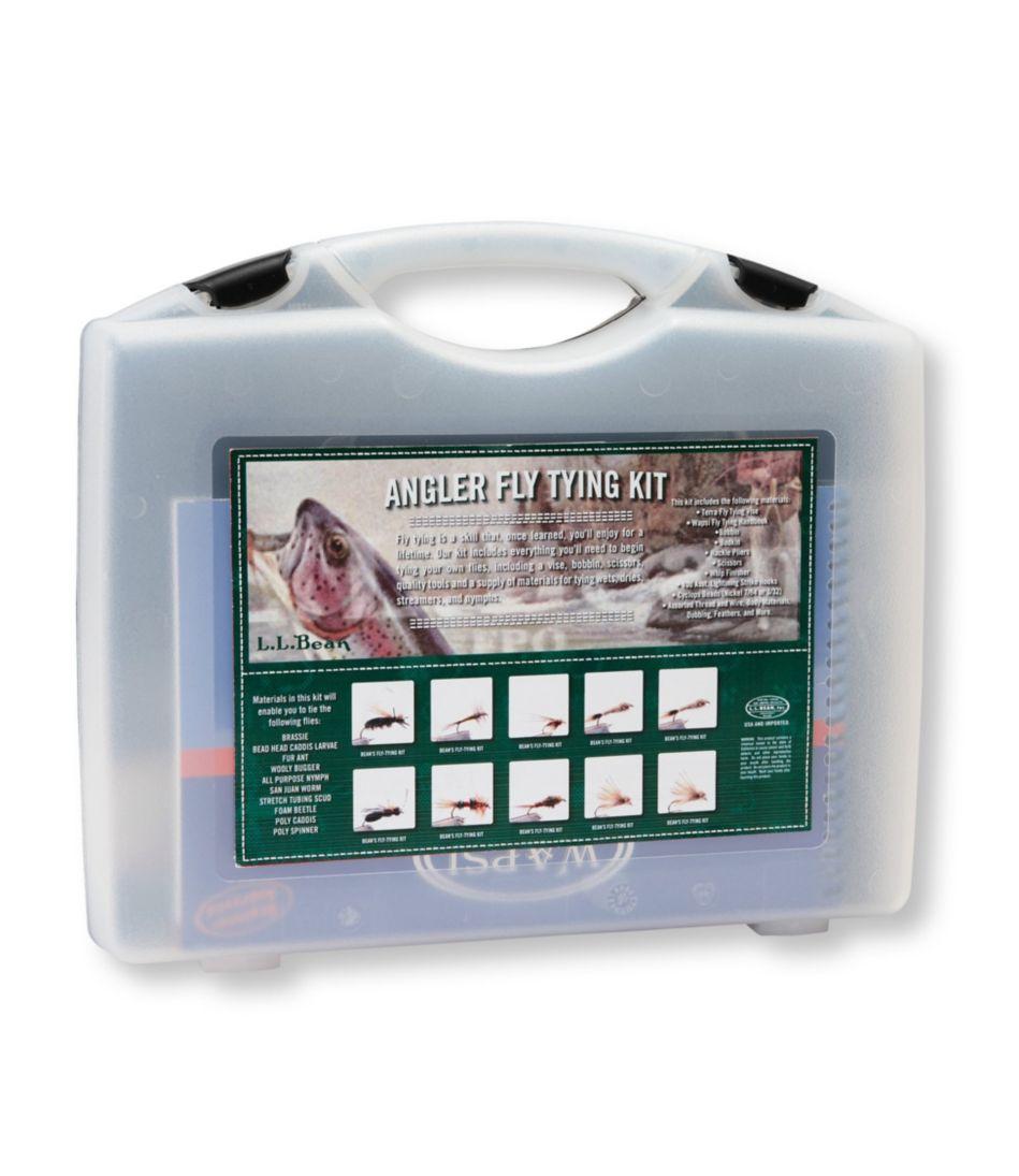Angler Fly-Tying Kit