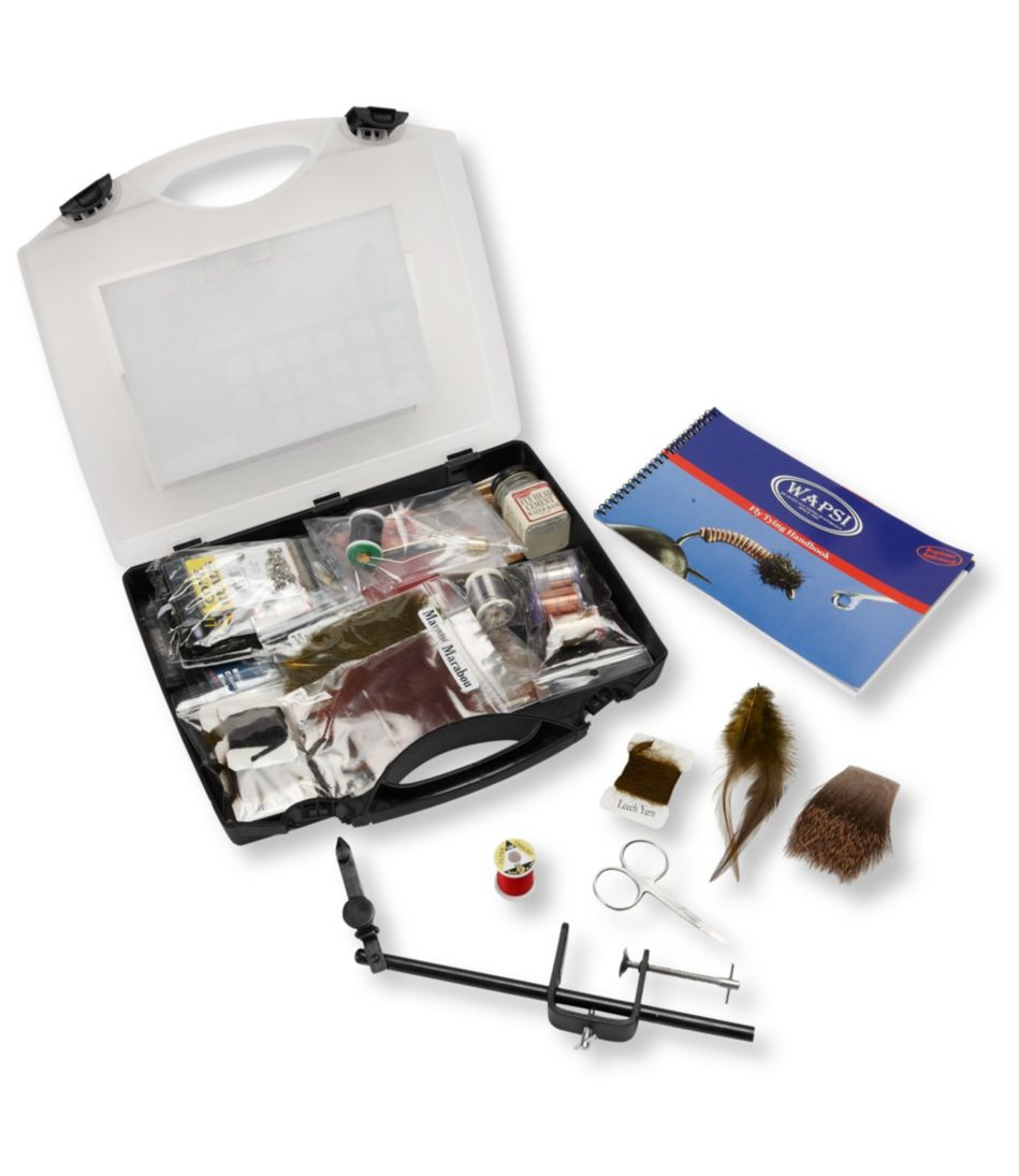 Double L® Fly-Tying Kit