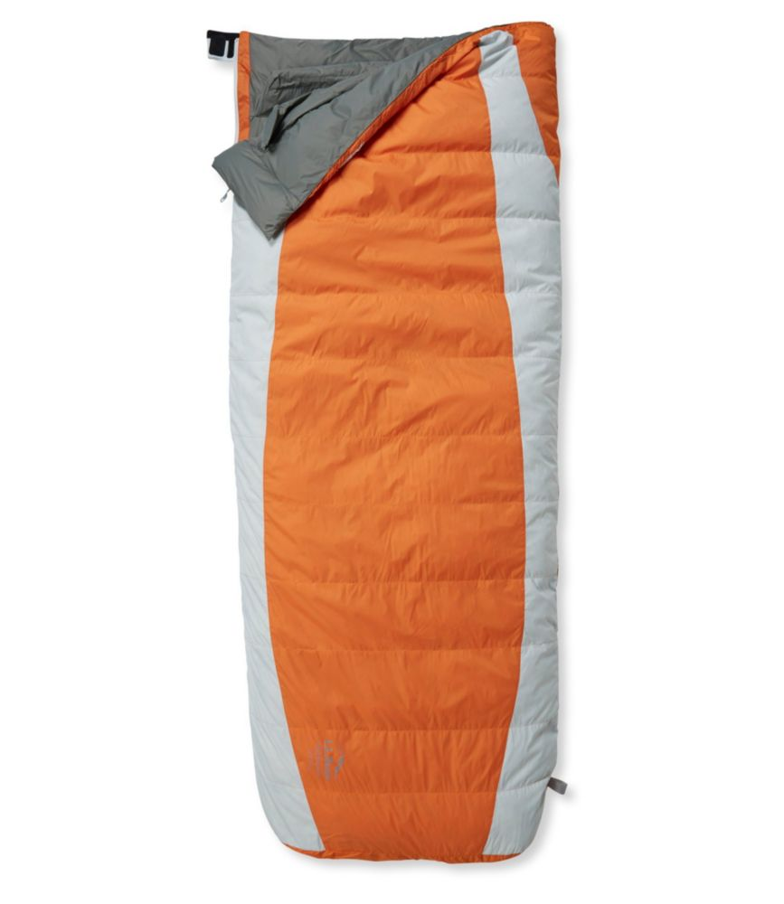 photo: L.L.Bean Down Sleeping Bag with DownTek, Rectangular 0° 3-season down sleeping bag