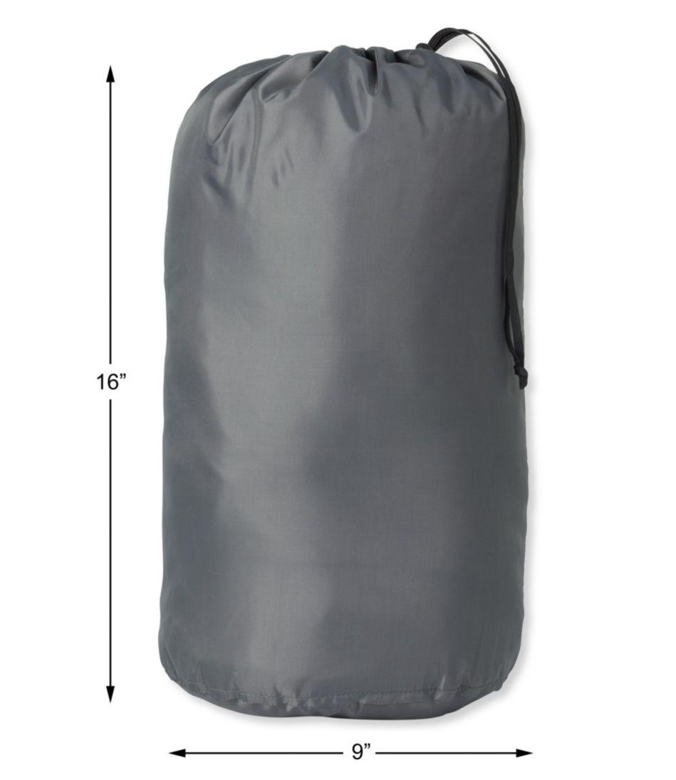 L.L.Bean Down Sleeping Bag with DownTek, Women's Mummy 0°