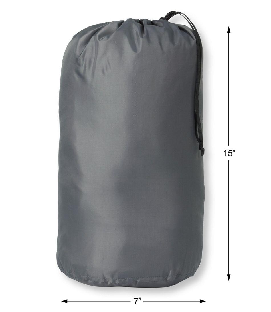 Adults' L.L.Bean Down Sleeping Bag with DownTek, Semi-Rectangular 35°