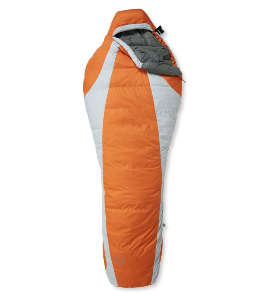 L.L.Bean Down Sleeping Bag with DownTek, Mummy -20°