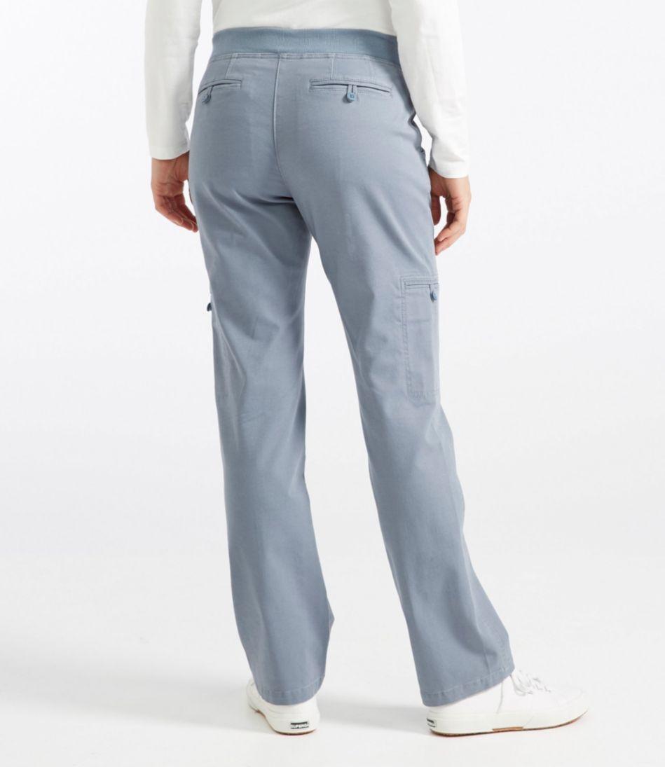 Women's Comfort Cargo Pants