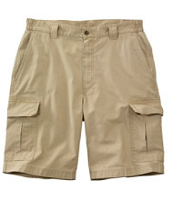 "Tropic-Weight Cargo Shorts, Comfort Waist 10"" Inseam"