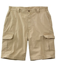 Tropic-Weight Cargo Shorts, Comfort Waist 10