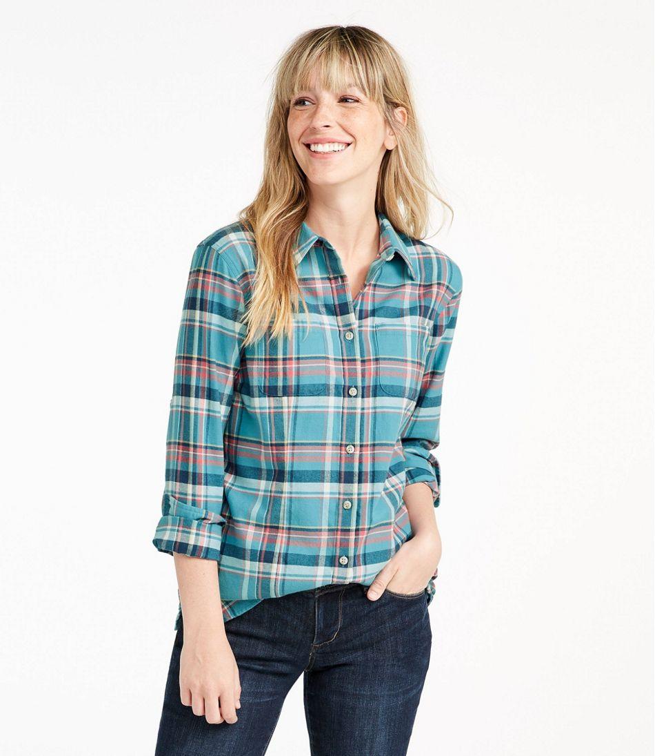 Freeport Flannel Shirt