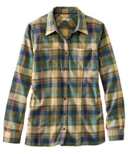 Women's Freeport Flannel Shirt