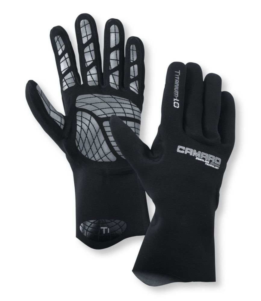 photo: Camaro Superstretch Titanium Seamless Gloves paddling glove