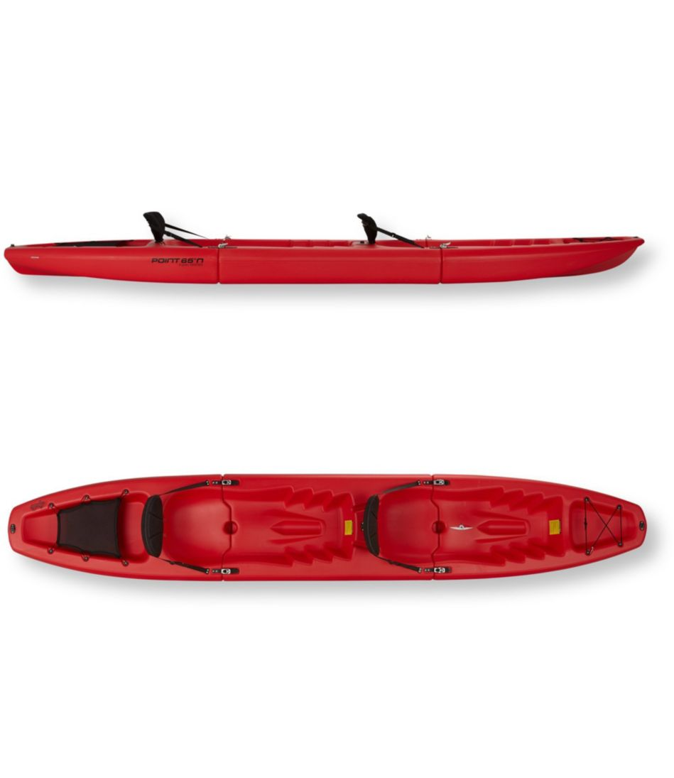 Point 65N Apollo Modular Sit-on-Top Kayak, Tandem