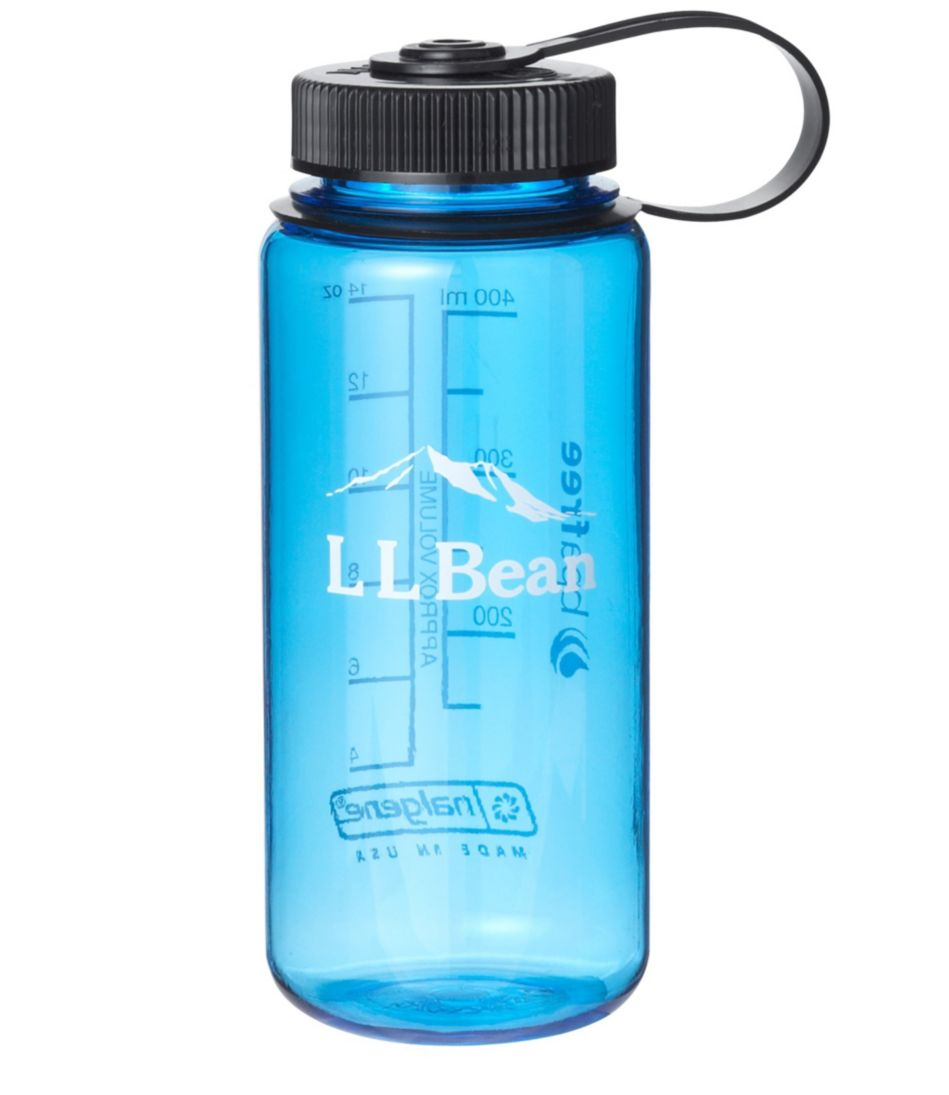Nalgene Wide Mouth Water Bottle, 16 Oz.