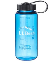 Nalgene Wide Mouth Water Bottle, 16 Oz.
