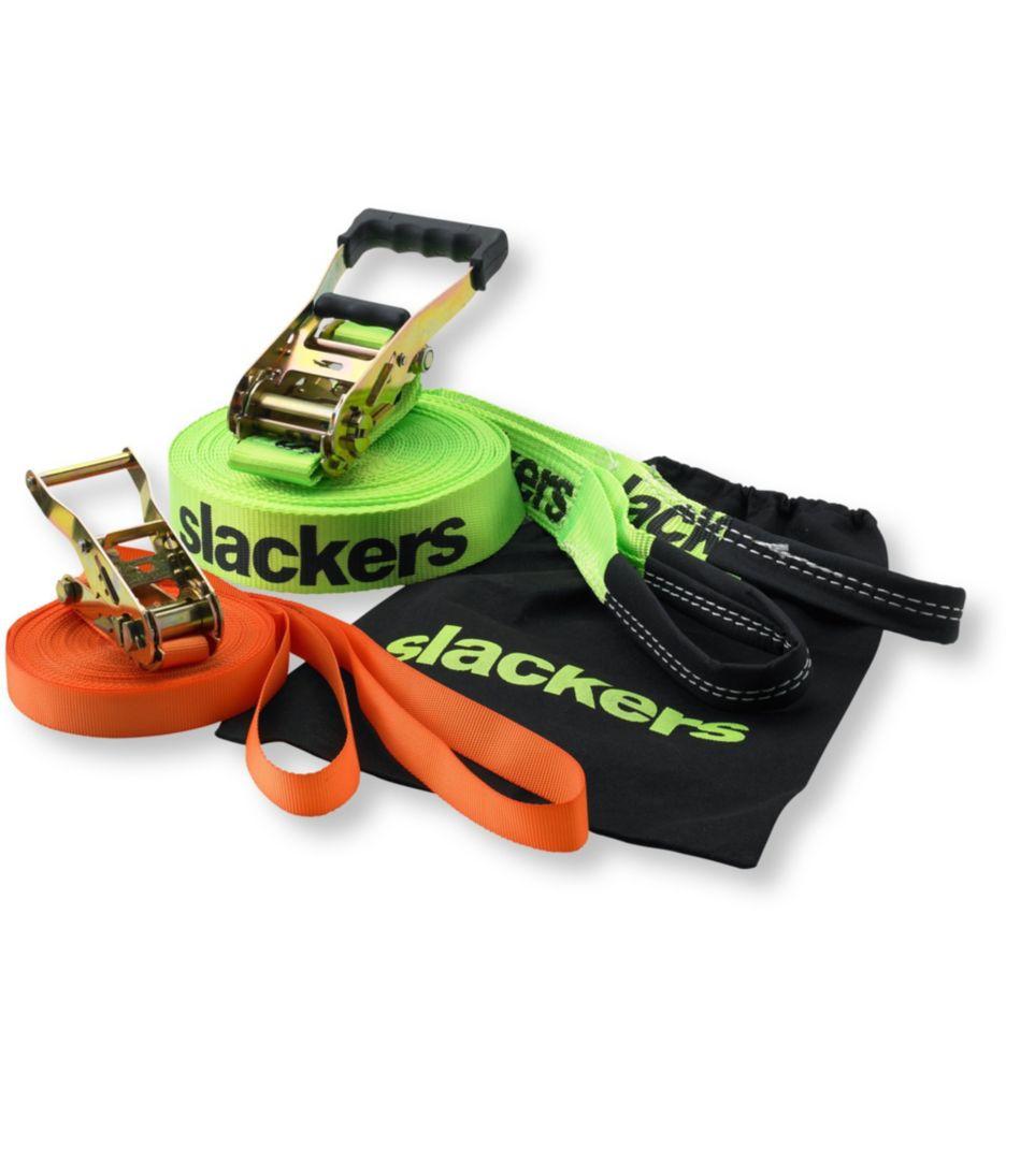 Slackers Slackline Classic Kit