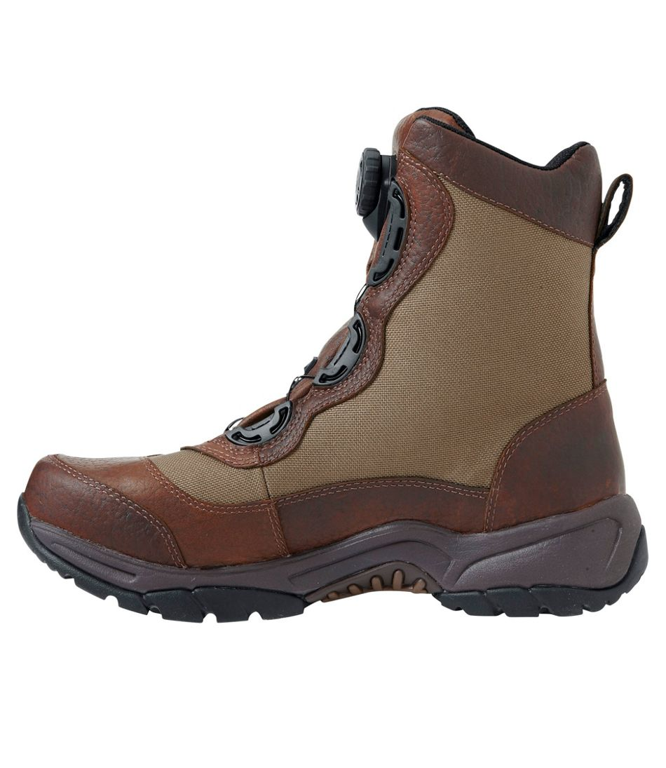 Men's Technical Kangaroo Upland Boots with Boa Closure