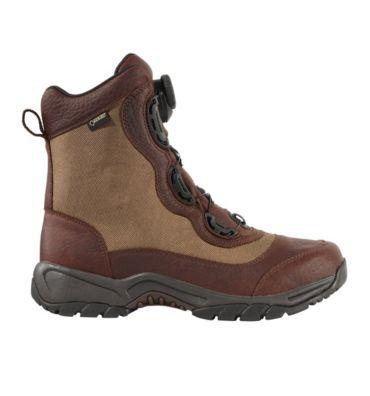 L.L.Bean Men's Technical Kangaroo Upland Boots with Boa Closure