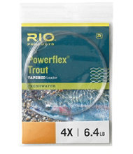 Rio Powerflex 9' Trout Leader