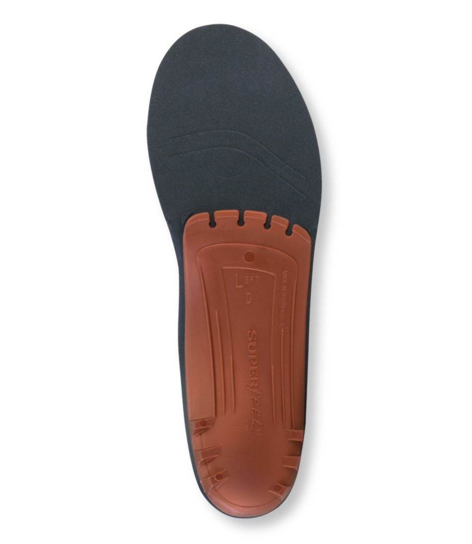 Superfeet Copper Dynamic Molding Process Premium Insoles