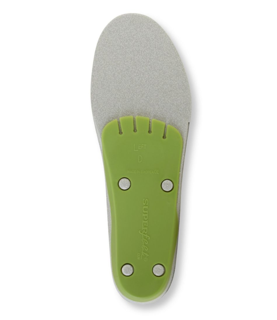 Superfeet Green Max Shock Absorption Insoles