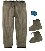 Sea to Summit Bugwear Pants and Socks