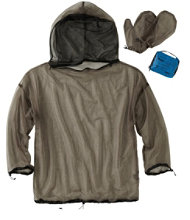 Sea to Summit Bugwear Jacket and Mitts