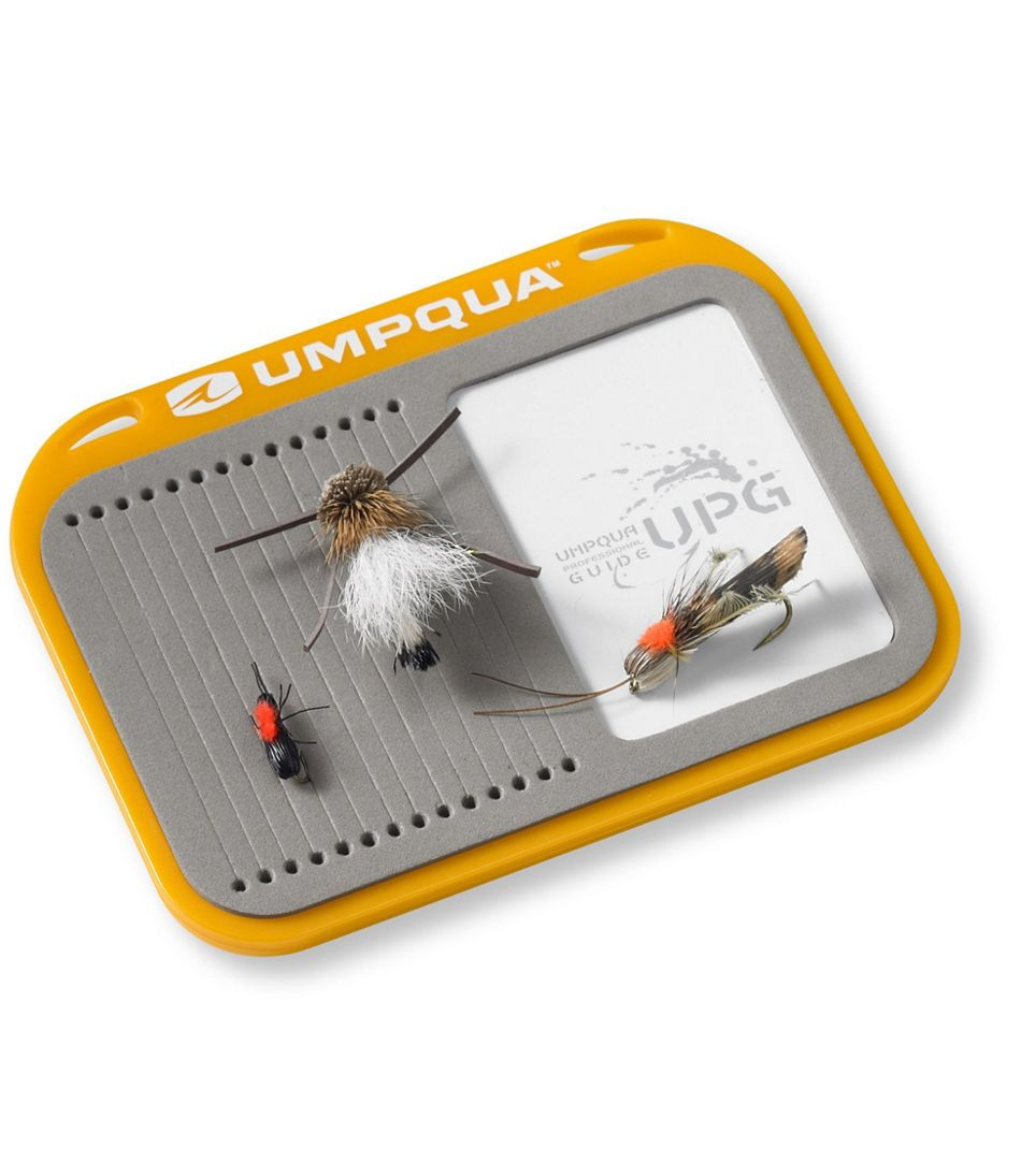 Umpqua Professional Guide Fly Badge
