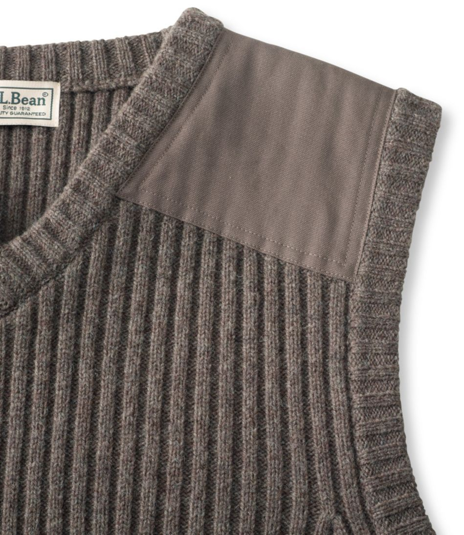Commando Sweater Vest