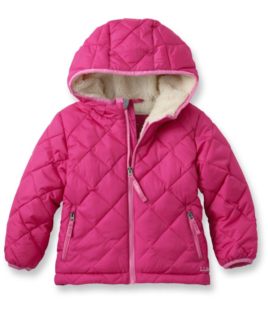 L.L.Bean Power Puffer Jacket