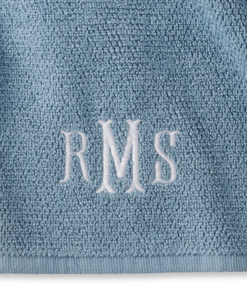 Textured Cotton Towels