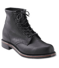 Men's Katahdin Iron Works Engineer Boots, Plain-Toe