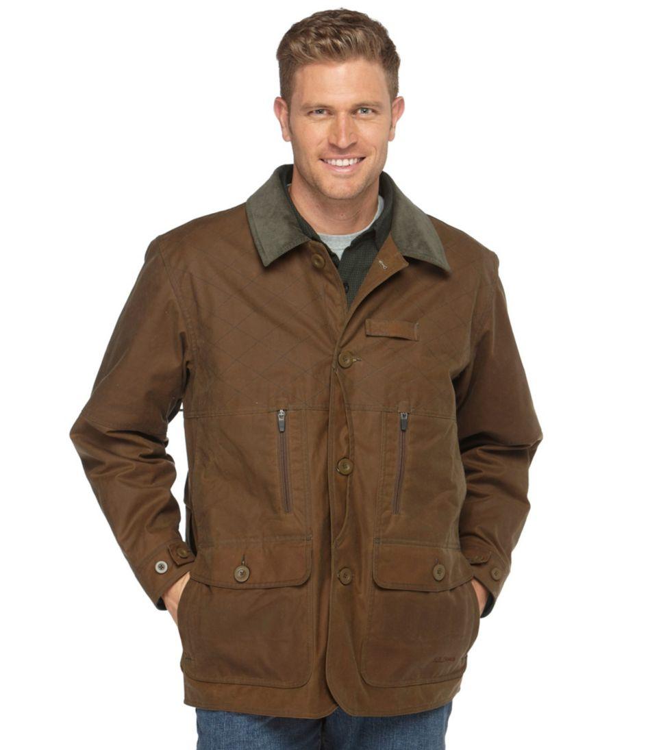 Upland Hunter Field Coat, Waxed Cotton