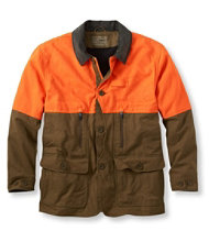 Upland Hunter Field Coat, Waxed Cotton