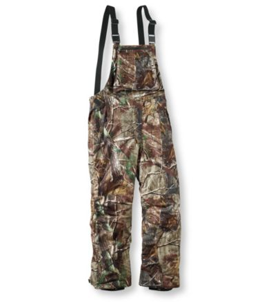 Men's L.L.Bean Insulated Big-Game Bibs