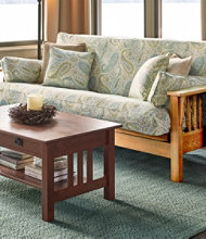 Sofas Futons Slipcovers Indoor Furniture At L L Bean
