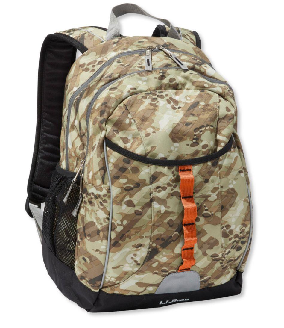 L.L.Bean Explorer Backpack, Print