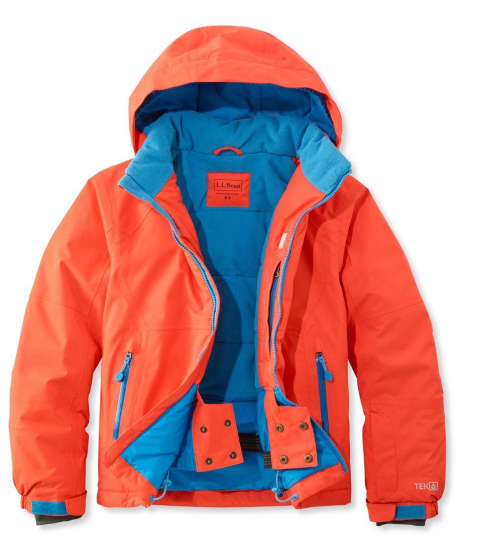 Boys' Glacier Summit Waterproof Jacket
