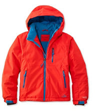 Boys' Glacier Summit Waterproof Jacket