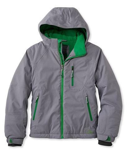 Boys' Glacier Summit Waterproof Jacket | Free Shipping at L.L.Bean