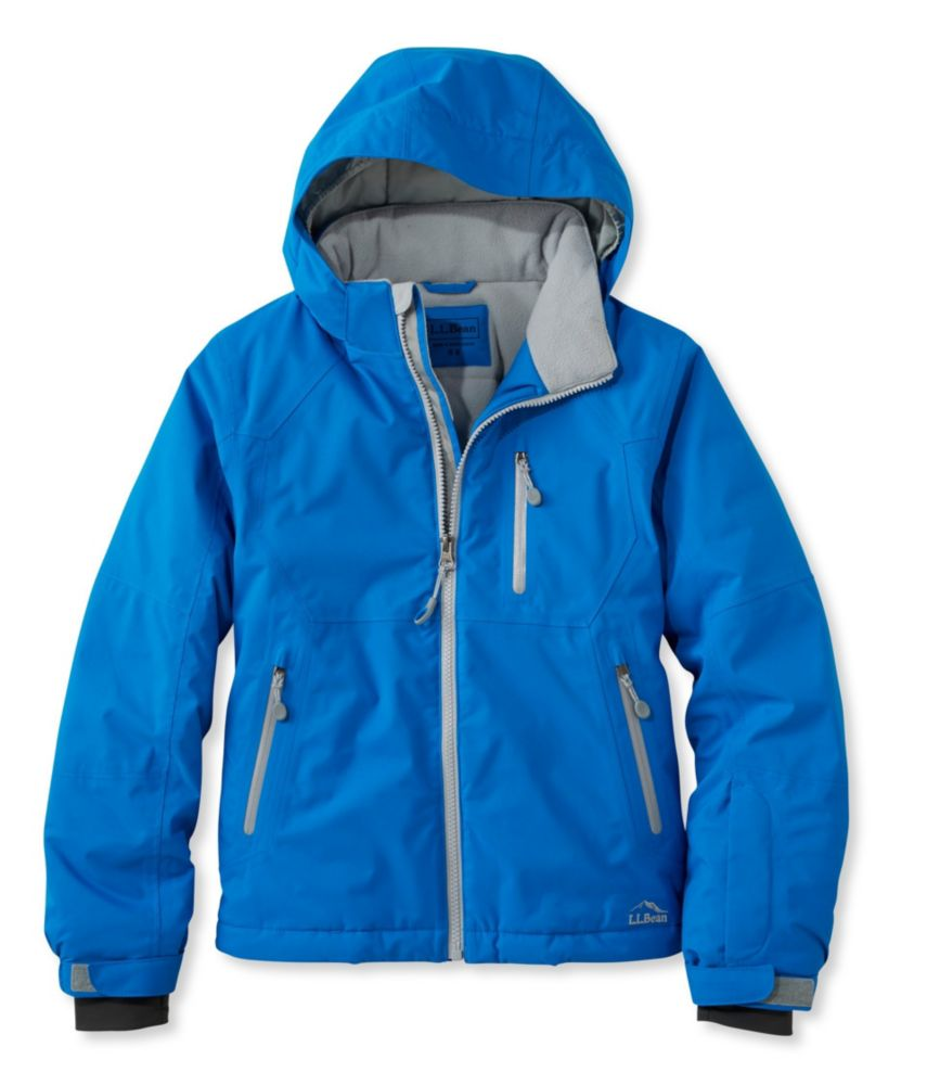 L.L.Bean Glacier Summit Waterproof Jacket