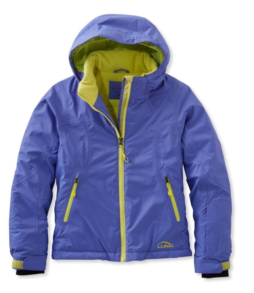 L.L.Bean Glacier Summit Waterproof Jacket