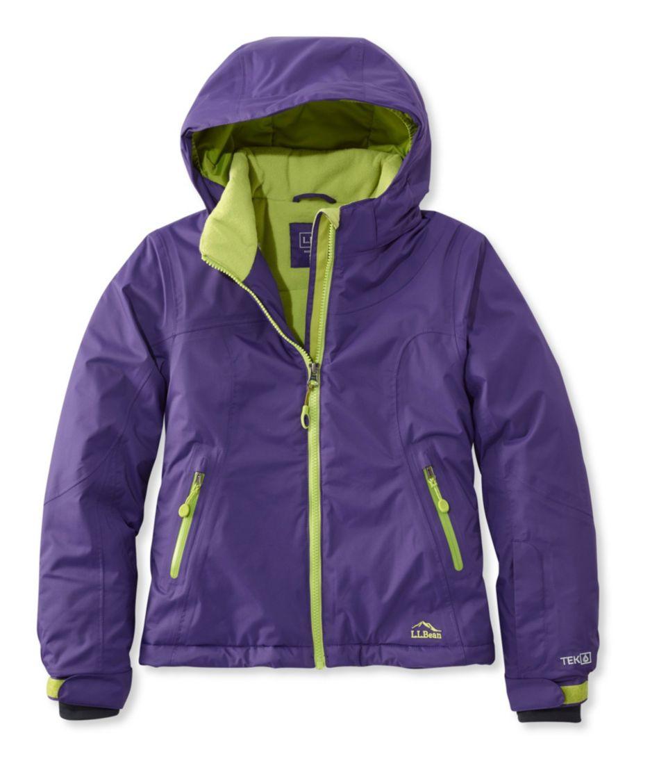Girls' Glacier Summit Waterproof Jacket