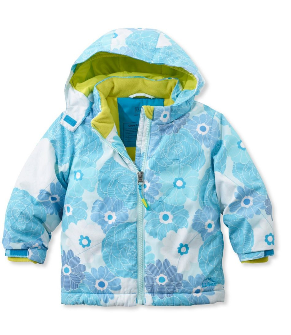 Toddler Girls' Mogul Jumper Jacket, Print